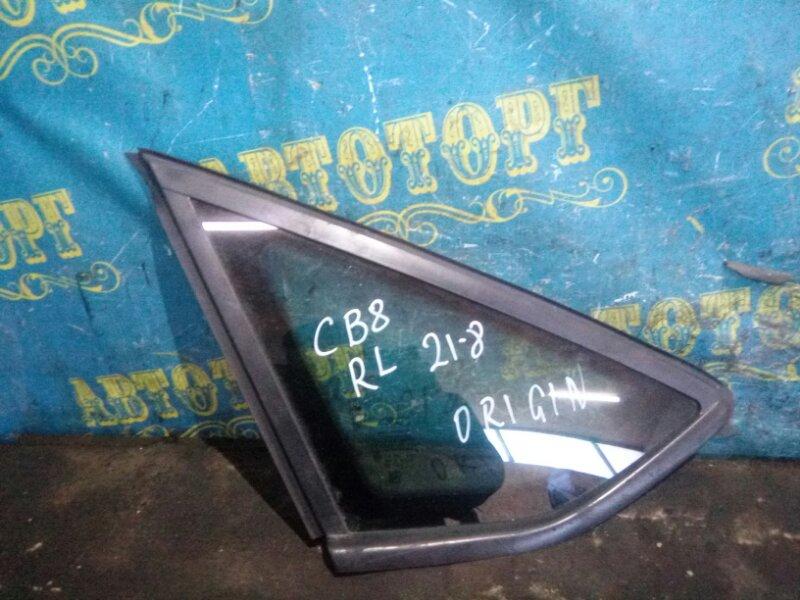 Стекло багажника Ford Focus 3 CB8 ASDA 2011 заднее левое