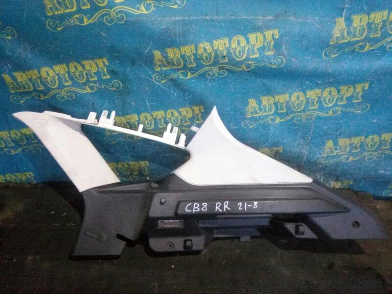 Обшивка багажника Ford Focus 3 CB8 ASDA 2011 задняя правая