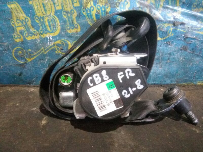 Ремень безопасности Ford Focus 3 CB8 ASDA 2011 передний правый