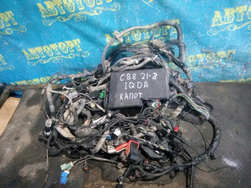 Проводка подкапотная Ford Focus 3 CB8 ASDA 2011