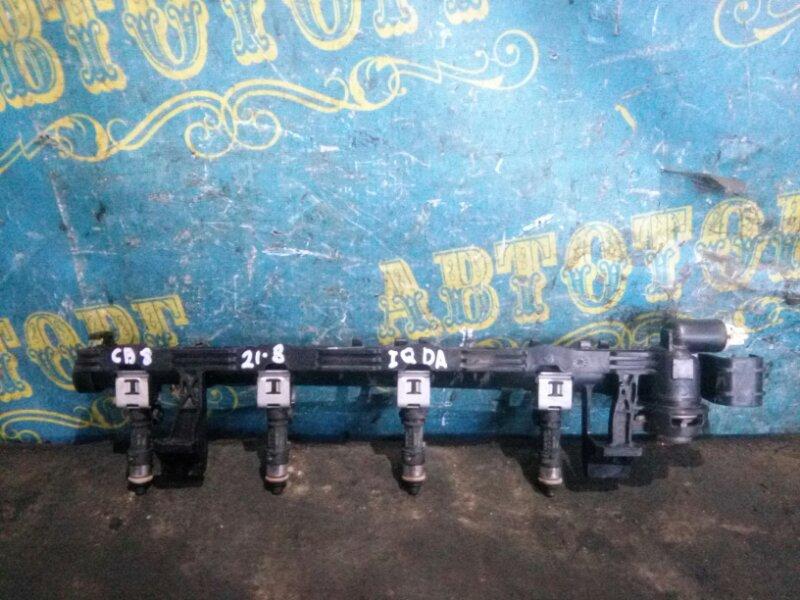 Топливная рейка Ford Focus 3 CB8 ASDA 2011