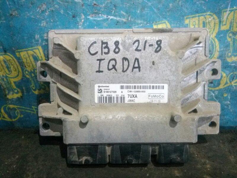 Блок управления двс Ford Focus 3 CB8 ASDA 2011