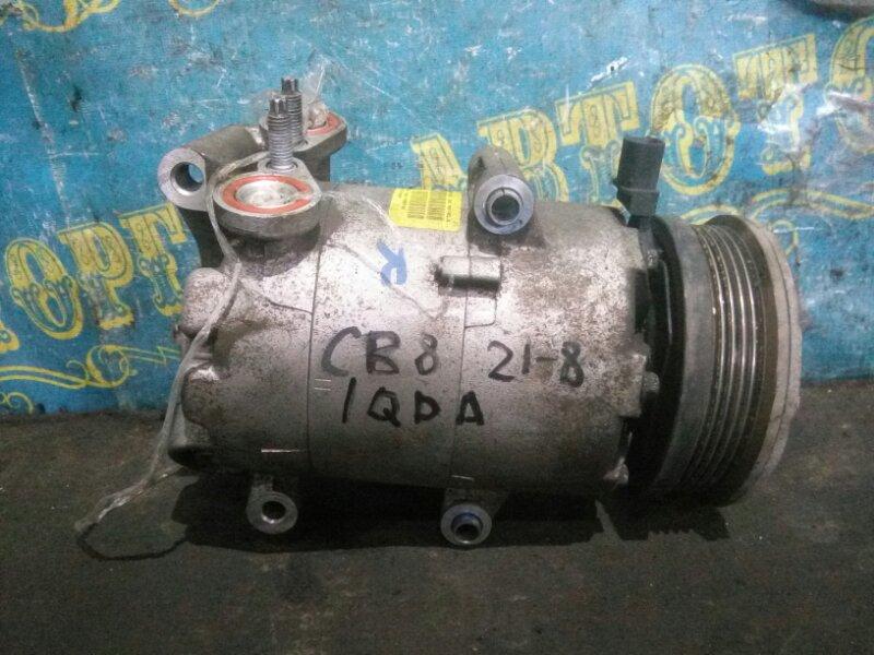Компрессор кондиционера Ford Focus 3 CB8 ASDA 2011