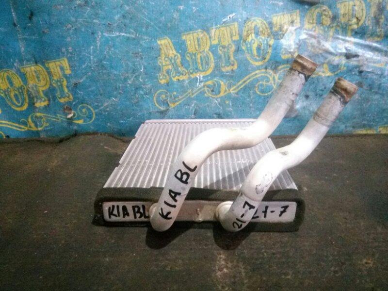 Радиатор печки Kia Sorento BL D4CB 2003