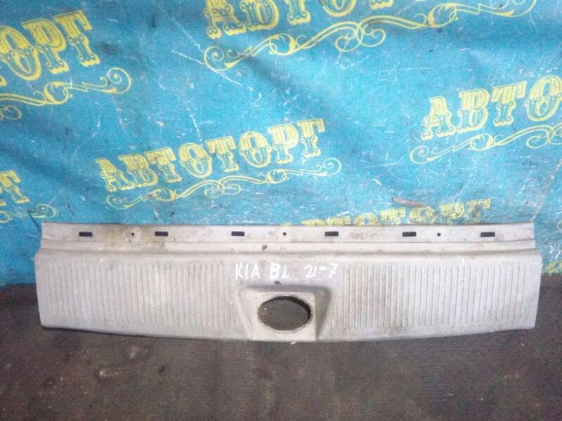 Накладка замка багажника Kia Sorento BL D4CB 2003