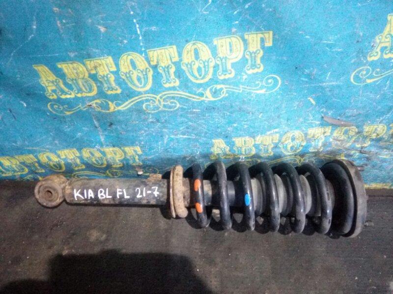 Стойка Kia Sorento BL D4CB 2003 передняя левая