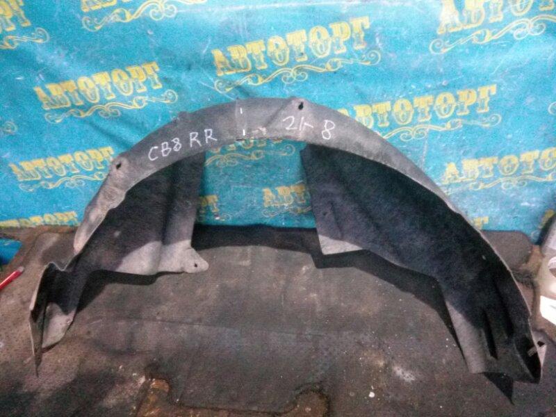 Подкрылок Ford Focus 3 CB8 ASDA 2011 задний правый
