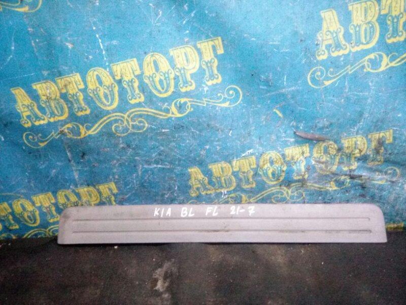 Порожек пластиковый Kia Sorento BL D4CB 2003