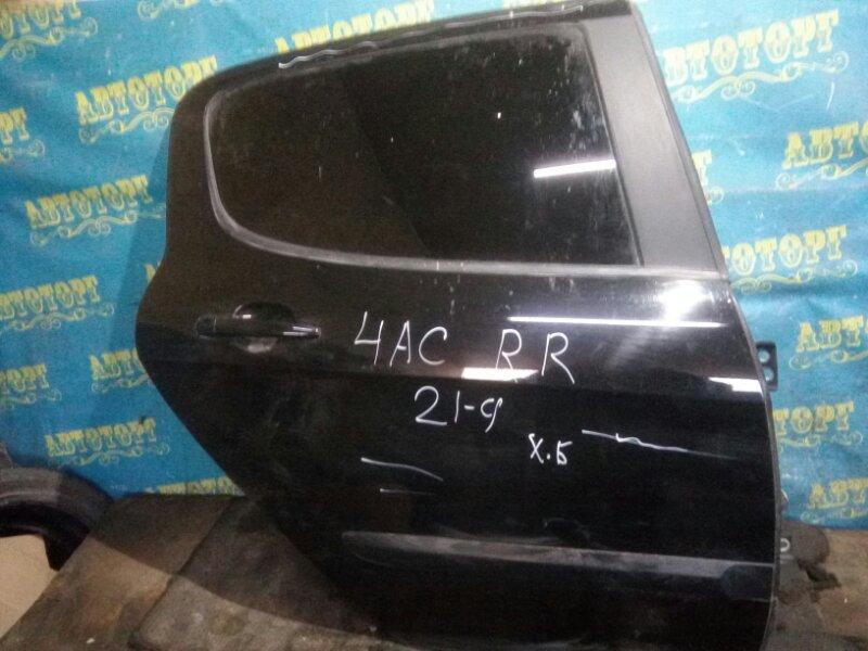Дверь Peugeot 308 4AC EP6 2008 задняя правая