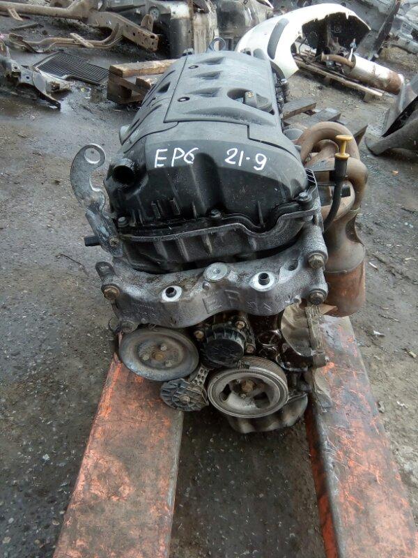 Двигатель Peugeot 308 4AC EP6 2008