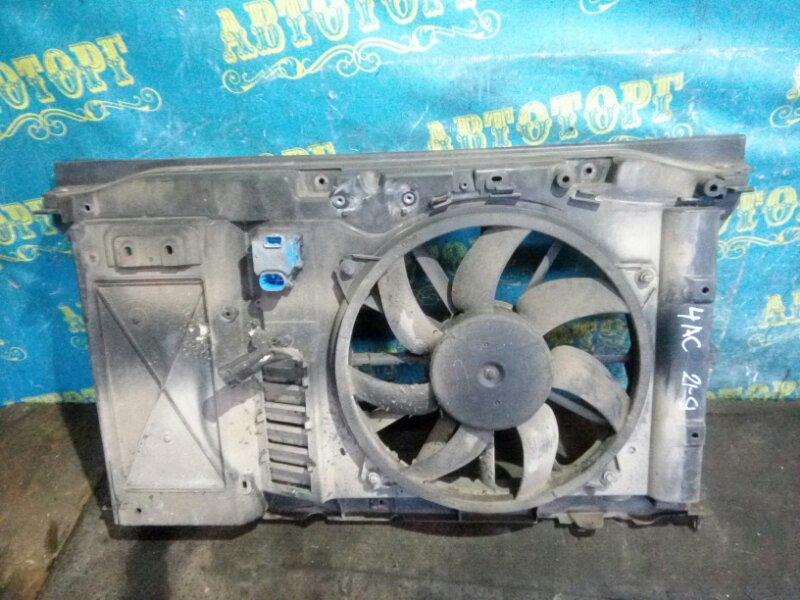 Диффузор радиатора Peugeot 308 4AC EP6 2008