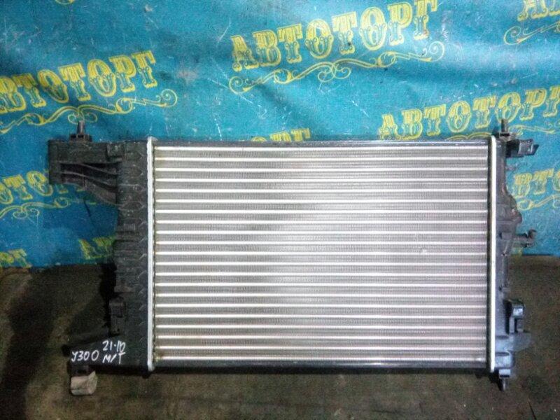Радиатор основной Chevrolet Cruze J300 F18D4 2010