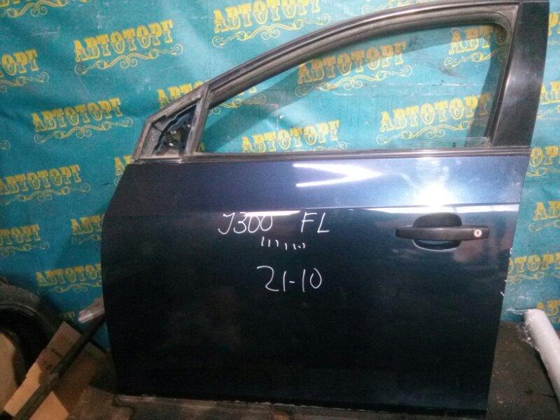 Дверь Chevrolet Cruze J300 F18D4 2010 передняя левая