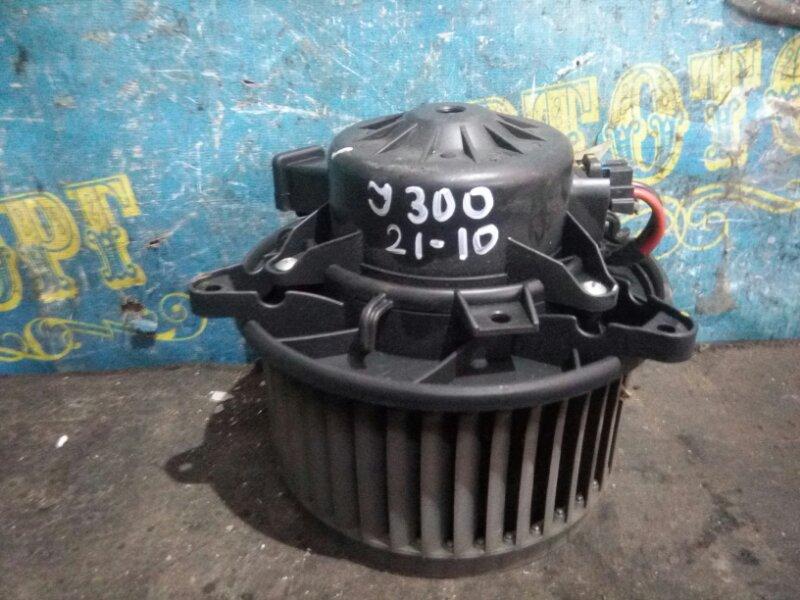 Мотор печки Chevrolet Cruze J300 F18D4 2010 передний