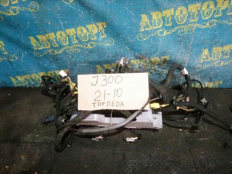 Проводка под торпеду Chevrolet Cruze J300 F18D4 2010
