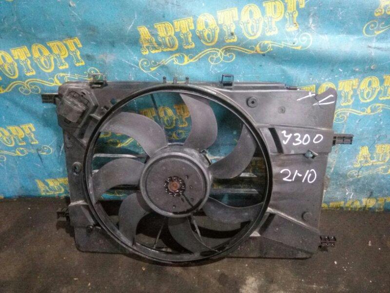Диффузор радиатора Chevrolet Cruze J300 F18D4 2010