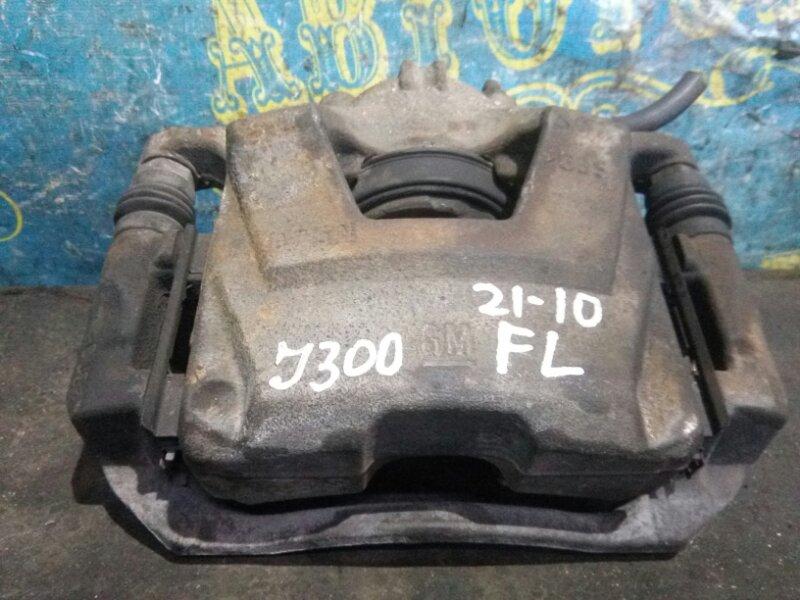 Суппорт Chevrolet Cruze J300 F18D4 2010 передний левый