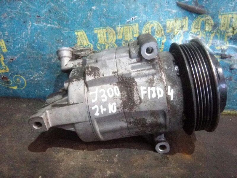 Компрессор кондиционера Chevrolet Cruze J300 F18D4 2010