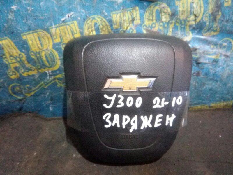 Airbag на руль Chevrolet Cruze J300 F18D4 2010