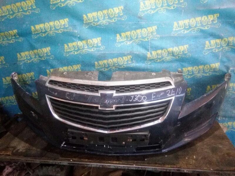 Бампер Chevrolet Cruze J300 F18D4 2010 передний