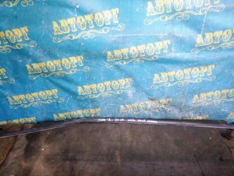 Накладка на порог Chevrolet Cruze J300 F18D4 2010 правая