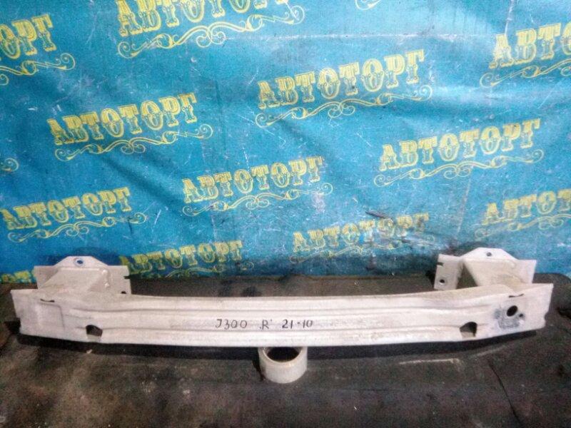 Усиление бампера Chevrolet Cruze J300 F18D4 2010 заднее