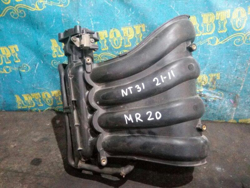 Коллектор выпускной Nissan Xtrail NT31 MR20 2008