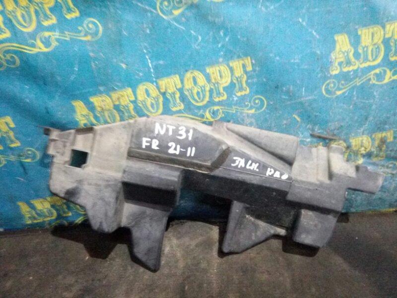 Защита радиатора Nissan Xtrail NT31 MR20 2008