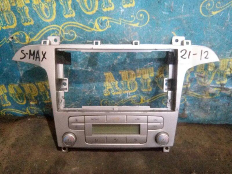 Блок управления климат-контролем Ford S-Max WS AOWA 2006