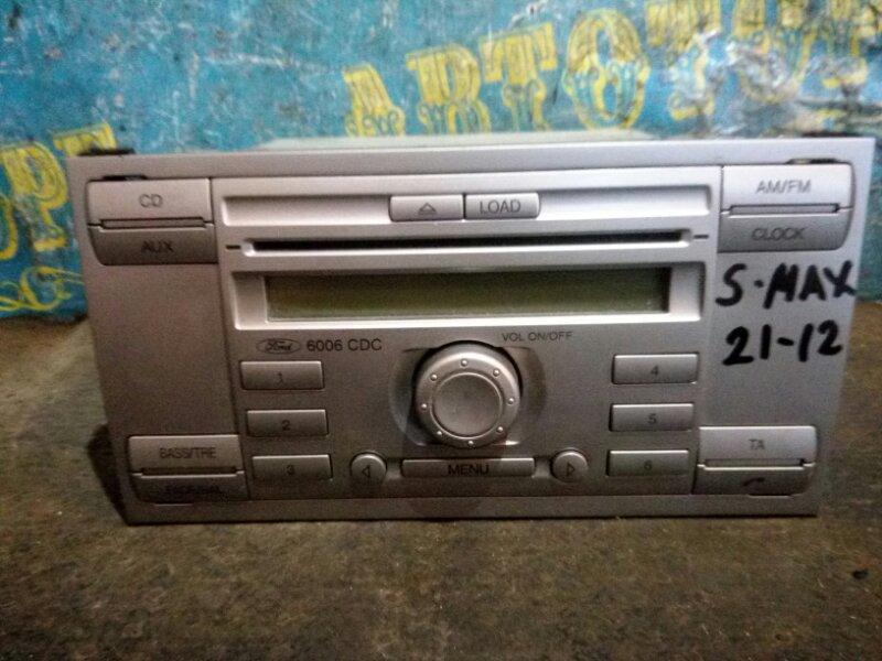 Магнитофон Ford S-Max WS AOWA 2006