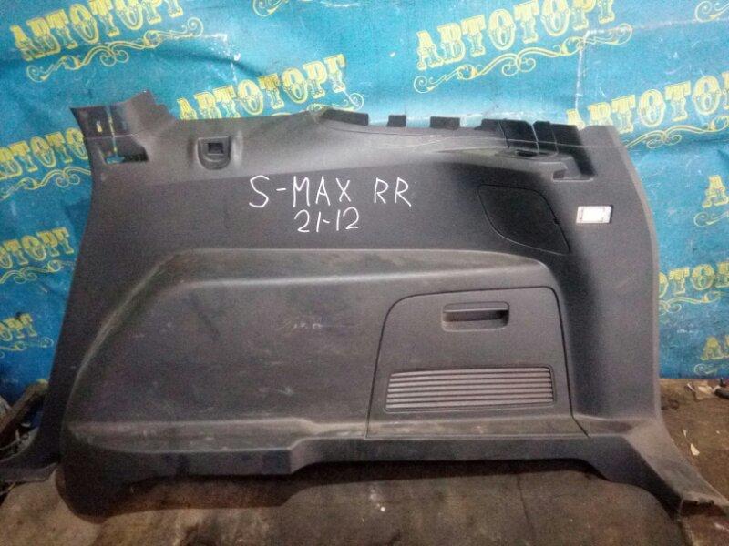 Обшивка багажника Ford S-Max WS AOWA 2006 задняя правая