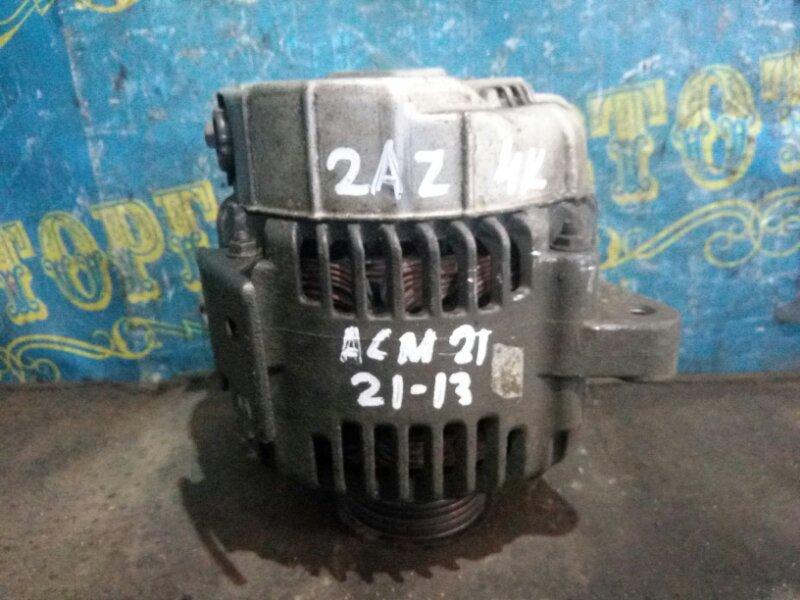 Генератор Toyota Ipsum ACM21 2AZ-FE 2001