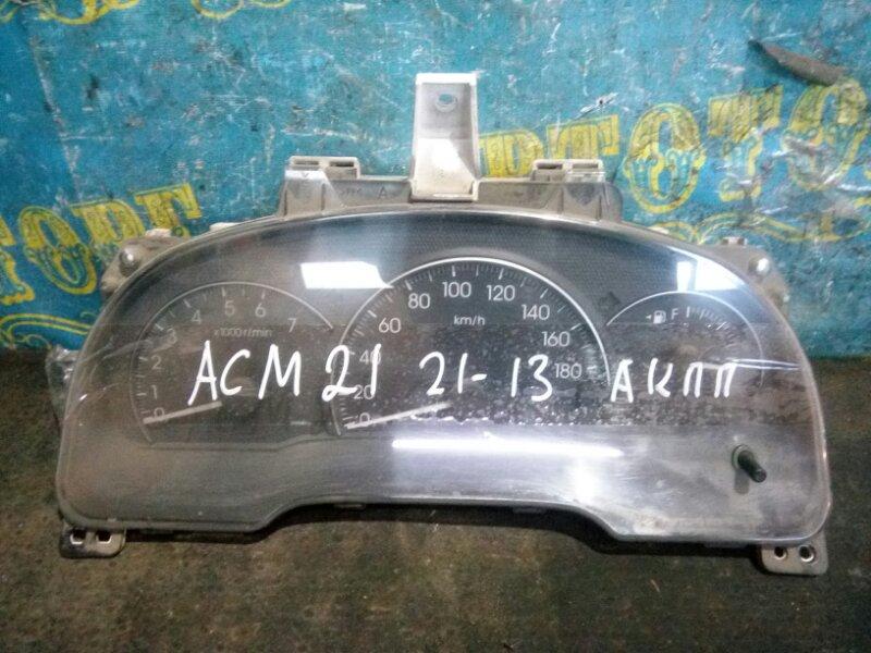 Щиток приборов Toyota Ipsum ACM21 2AZ-FE 2001