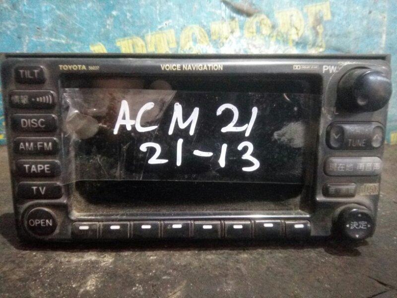 Магнитофон Toyota Ipsum ACM21 2AZ-FE 2001
