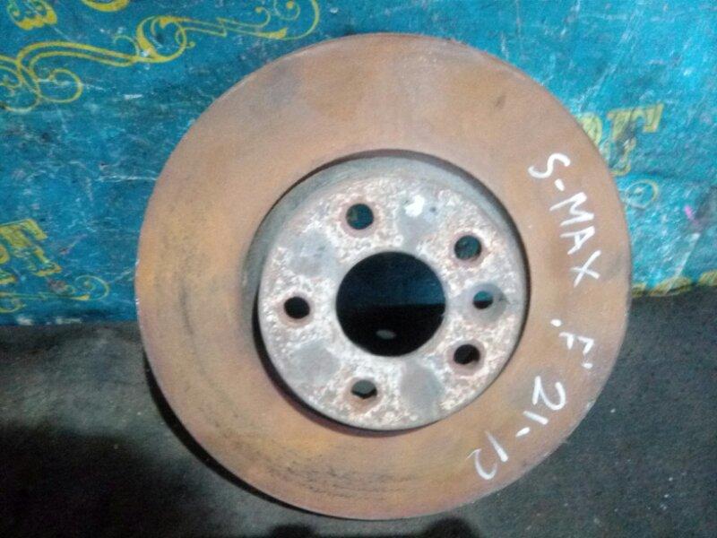 Тормозной диск Ford S-Max WS AOWA 2006 передний