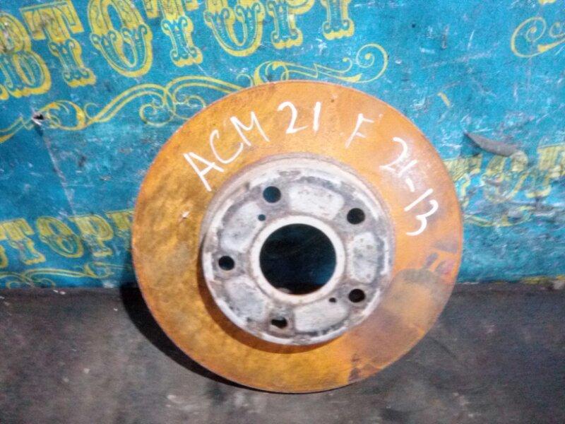 Тормозной диск Toyota Ipsum ACM21 2AZ-FE 2001 передний