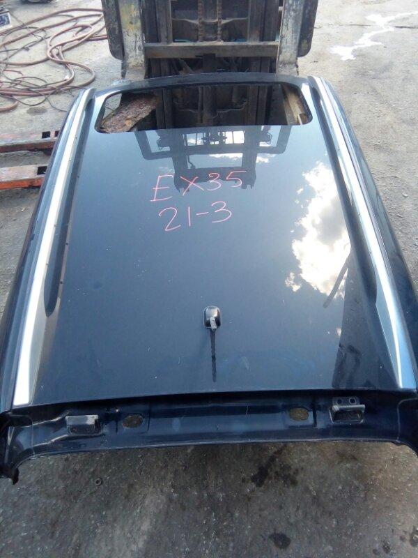 Крыша Infiniti Ex35 J50 VQ35HR 2008