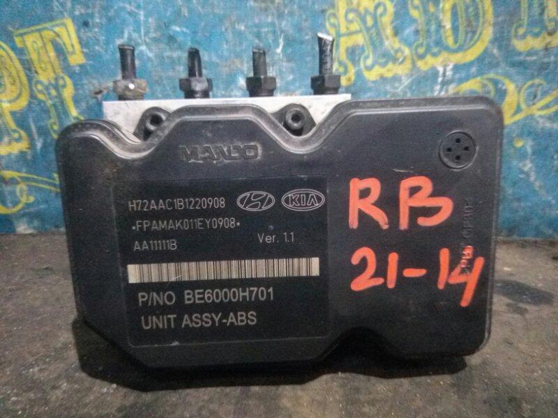 Блок управления abs Hyundai Solaris RB G4FC 2012