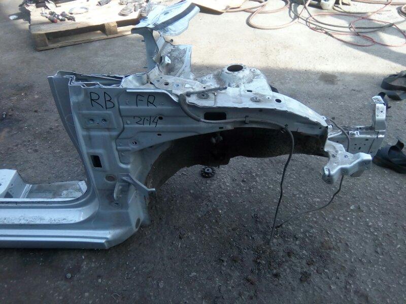 Лонжерон Hyundai Solaris RB G4FC 2012 правый