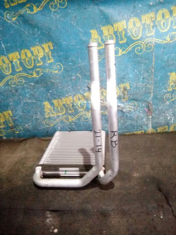 Радиатор акпп Hyundai Solaris RB G4FC 2012