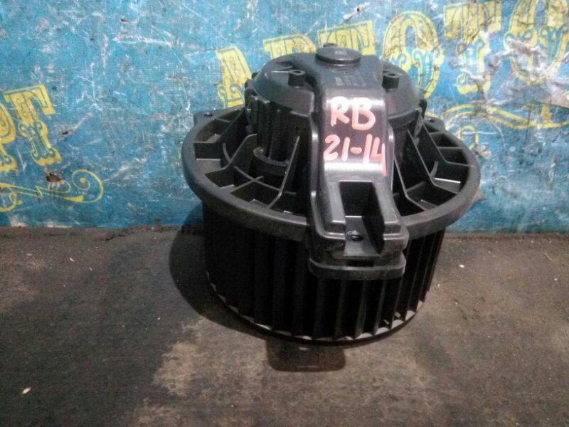 Мотор печки Hyundai Solaris RB G4FC 2012