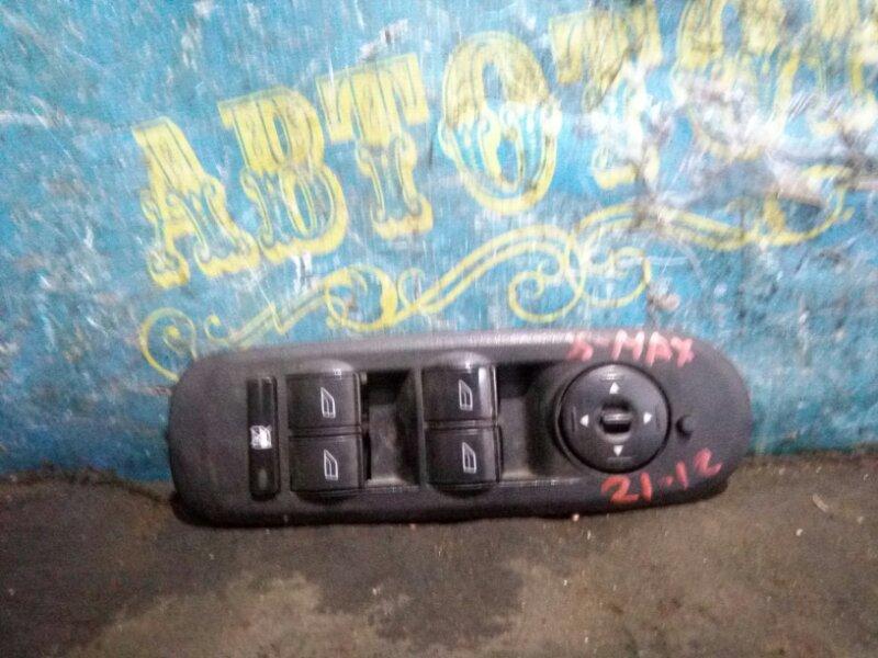 Блок упр. стеклоподьемниками Ford S-Max WS AOWA 2006