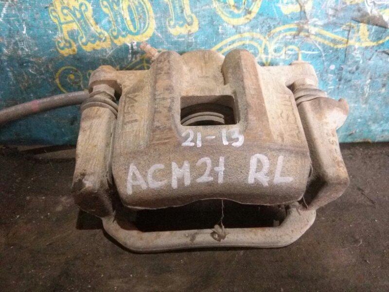 Суппорт Toyota Ipsum ACM21 2AZ-FE 2001 задний левый