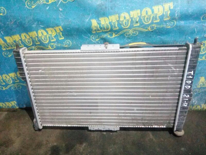 Радиатор основной Chevrolet Lanos T100 A15SMS 2007