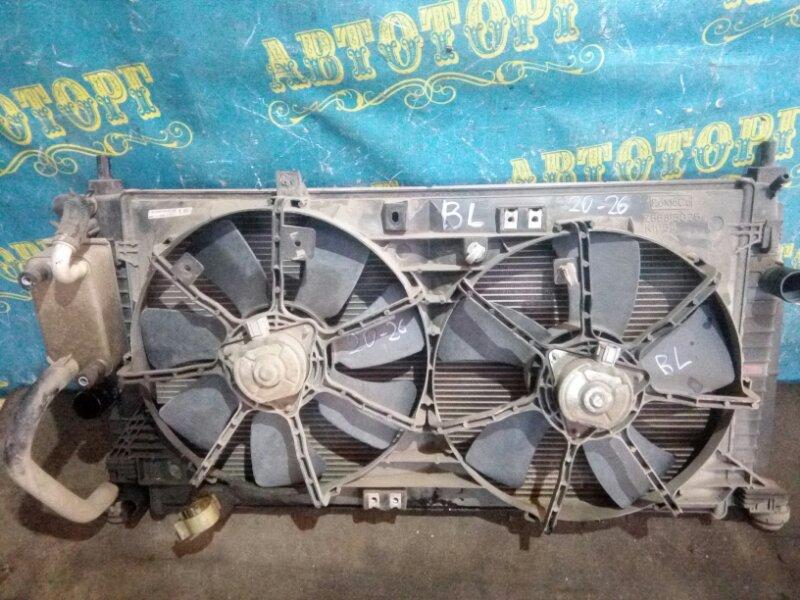 Радиатор основной Mazda 3 BL Z6 2009