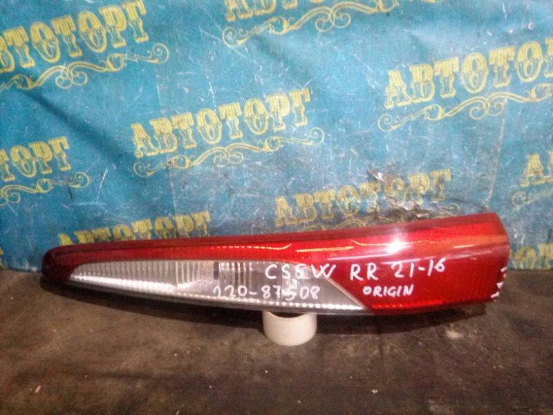 Стоп сигнал Mitsubishi Lancer Cedia CS5W 4G93 2001 задний правый