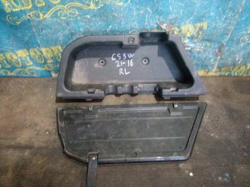 Ящик для инструментов Mitsubishi Lancer Cedia CS5W 4G93 2001 задний левый
