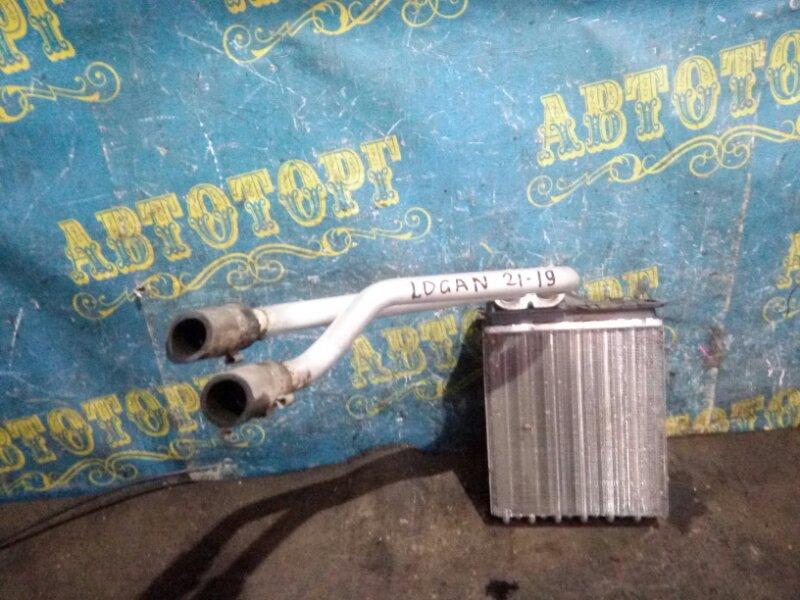 Радиатор печки Renault Logan LSOG/LS12 K7J 2007