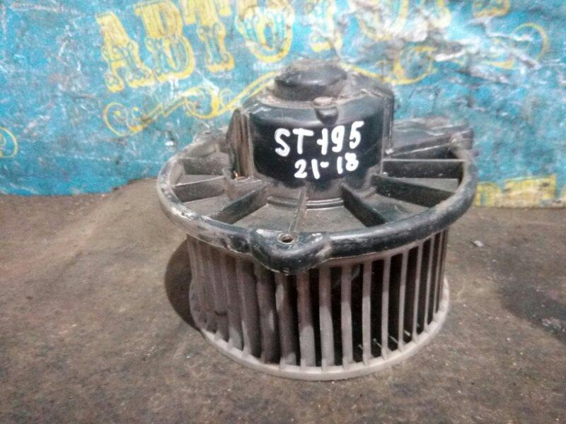 Мотор печки Toyota Caldina ST195 3S 1994