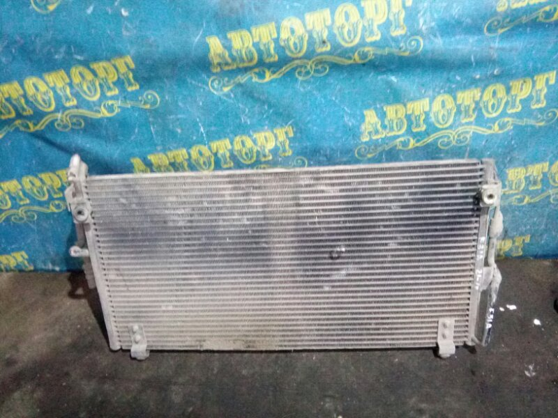 Радиатор кондиционера Mitsubishi Diamante F31A 6G73 1995
